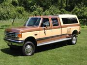 1987 FORD Ford F-350 XLT LARIAT