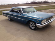 1963 Ford Galaxie 500 XL 406 Tri-Power Clone
